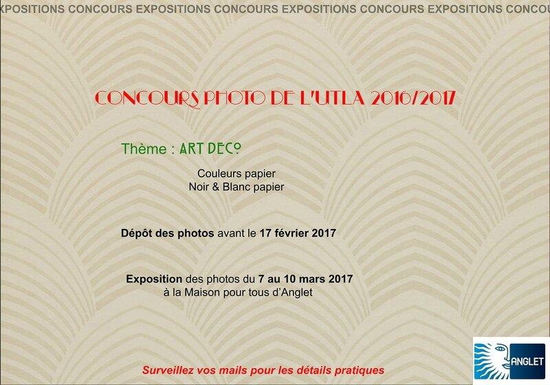 Concours UTLA 2 alter blog