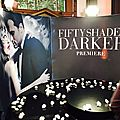 Première du film fifty shades darker à los angeles