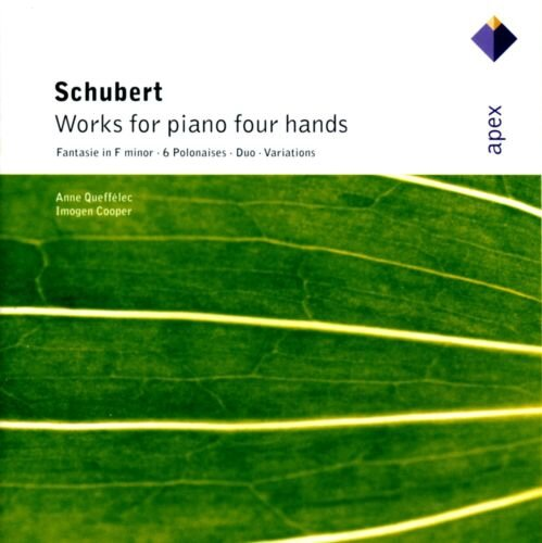 Schubert piano à 4 mains