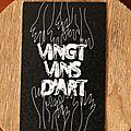 Carte postale estivale – paris, vingt vins d'art