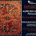 Exposition à la wantzenau, avril 2015