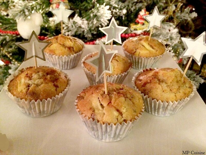 Muffin Pomme''