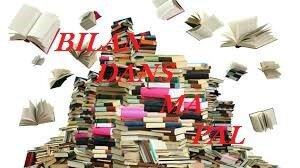 montagne de livres