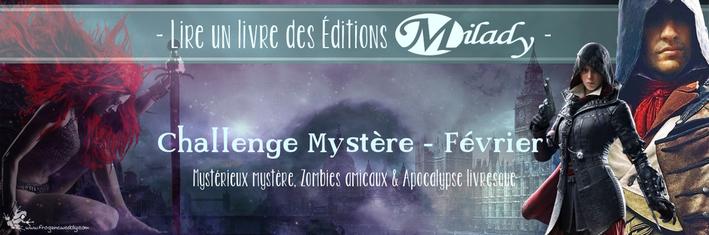 Challenge mystere Février Frogzine