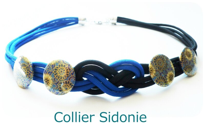 Atelier collier Sidonie