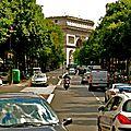 Animation avenue Mac-Mahon.