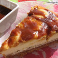 Cheesecake banane et caramel