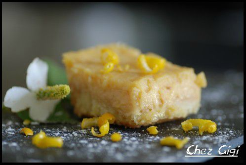 gateau citron