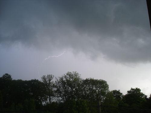 2008 06 10 Un éclaire