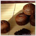 Bouches fondantes chocolat-noisettes au bon petit got de sarrasin, sans bl, sans lait