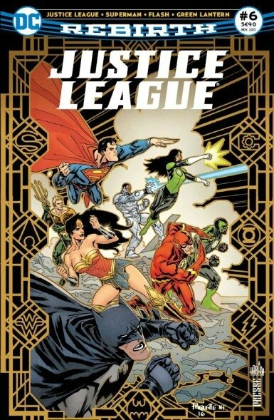 justice league rebirth 06