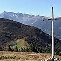 Croix du léat 1825 m de gleyzin – pinsot