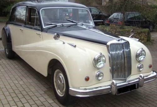 armstrong siddeley 1