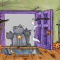 Bonne journée avec halloween