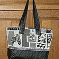 Sac Simili paillettes-2