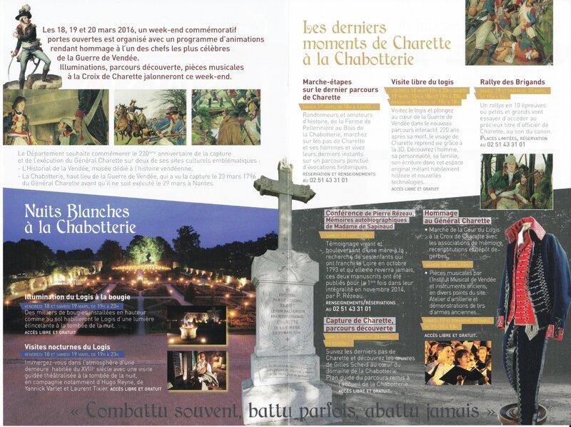Charette La Chabotterie 2