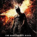 The Dark Knight Rises - * * *