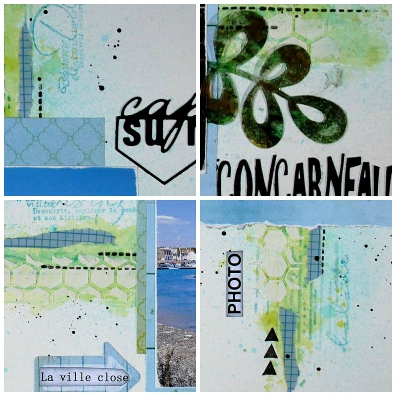 ConcarneauCollage