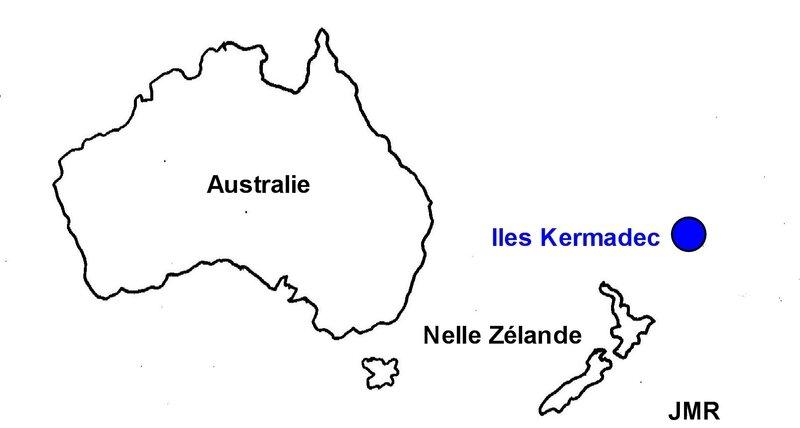 Iles Kermadec N°02