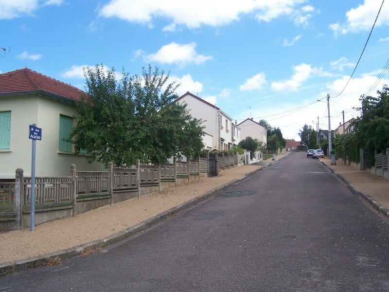 Rue des Accacias