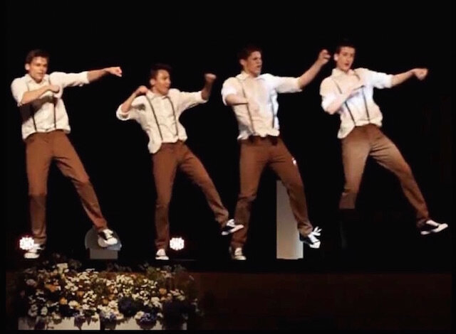 new evolution of dance