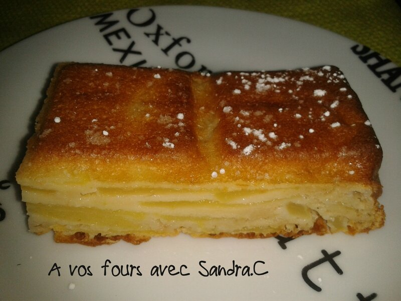 Gâteau normand 1