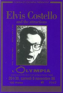 1986_11_Elvis_Costello_Olympia_Billet