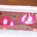 trousse d'ecole fait main, handmade pencil case (1)