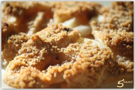Pomme four speculoos1