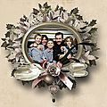 All is Bright - Add on by Ilonkas Scrapbook Designs