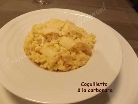 Michèle - Coquilletto carbo