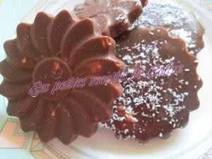 marguerite chocolat chamallow & copeaux de betises de Cambrai10