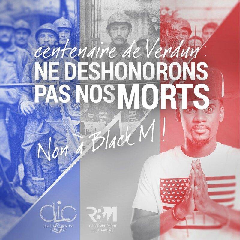 Black M Verdun
