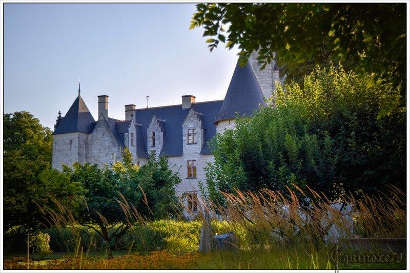 rivau castle Rabelais gargantua (1)