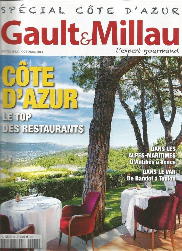 magazine gault et millau 09-10 2014