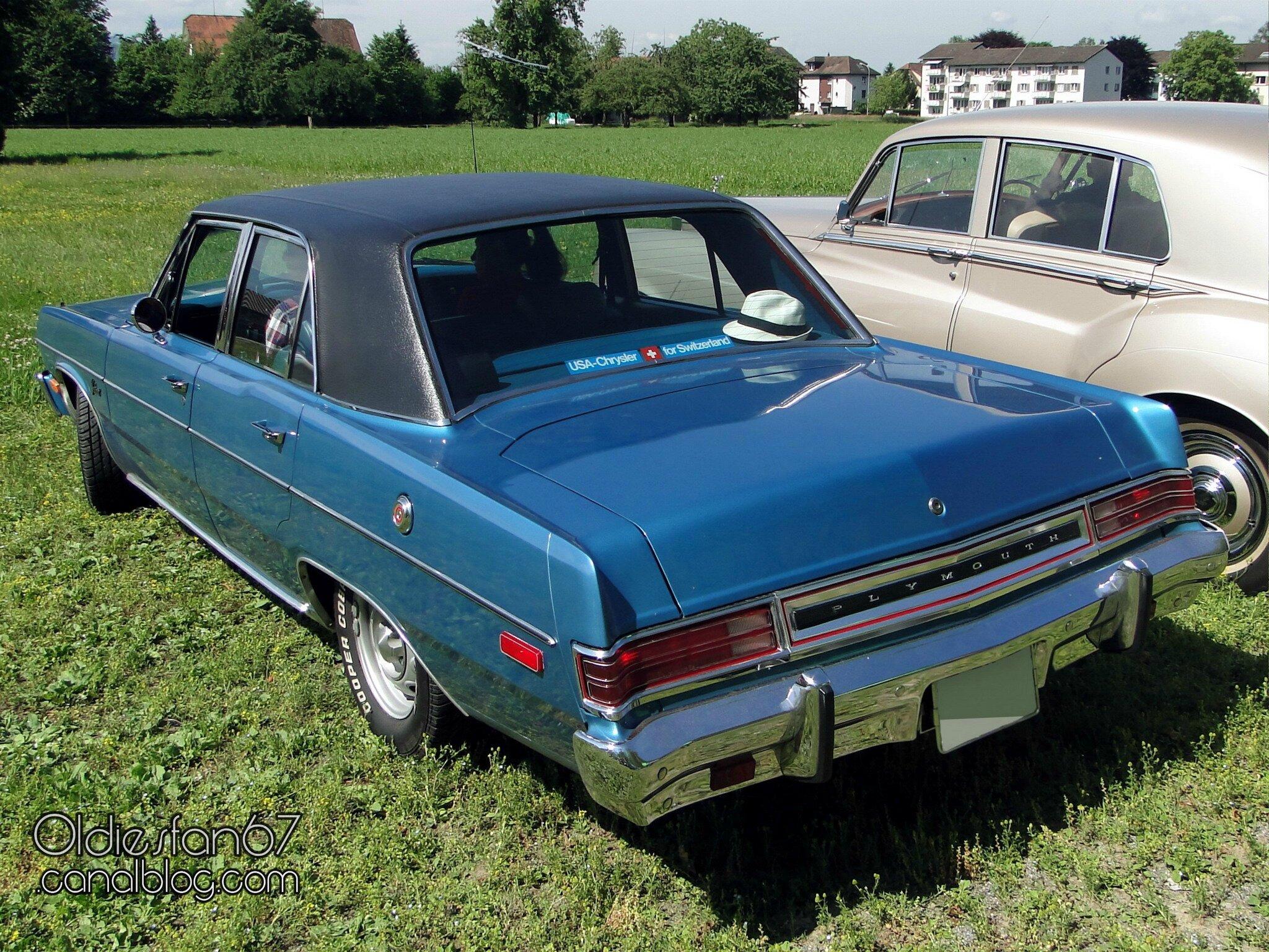 "Plymouth Valiant 4door sedan-1974 - Oldiesfan67 ""Mon blog ..."