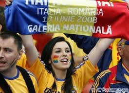 supportrice roumanie