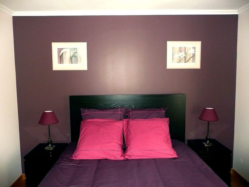 peinture et decoration chambre maison design. Black Bedroom Furniture Sets. Home Design Ideas