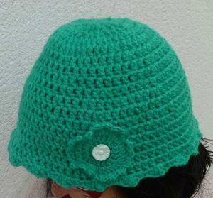 bonnet vert juin 2013