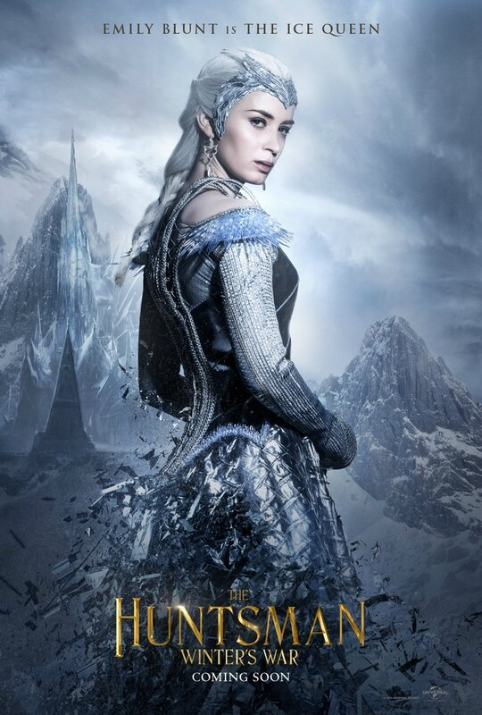 The Huntsman_Winter's War_The Ice Queen