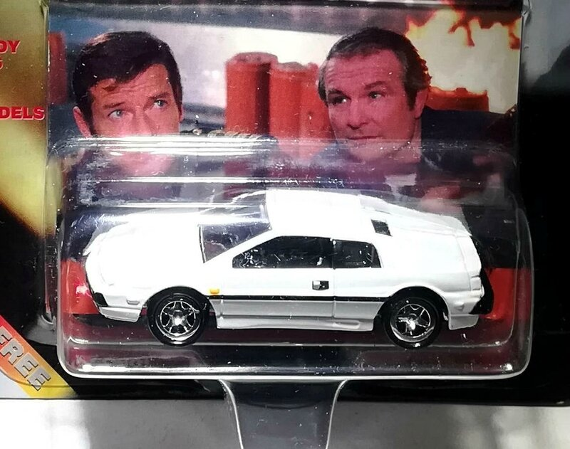 Lotus Esprit S1 (Collection James Bond) Corgi 04
