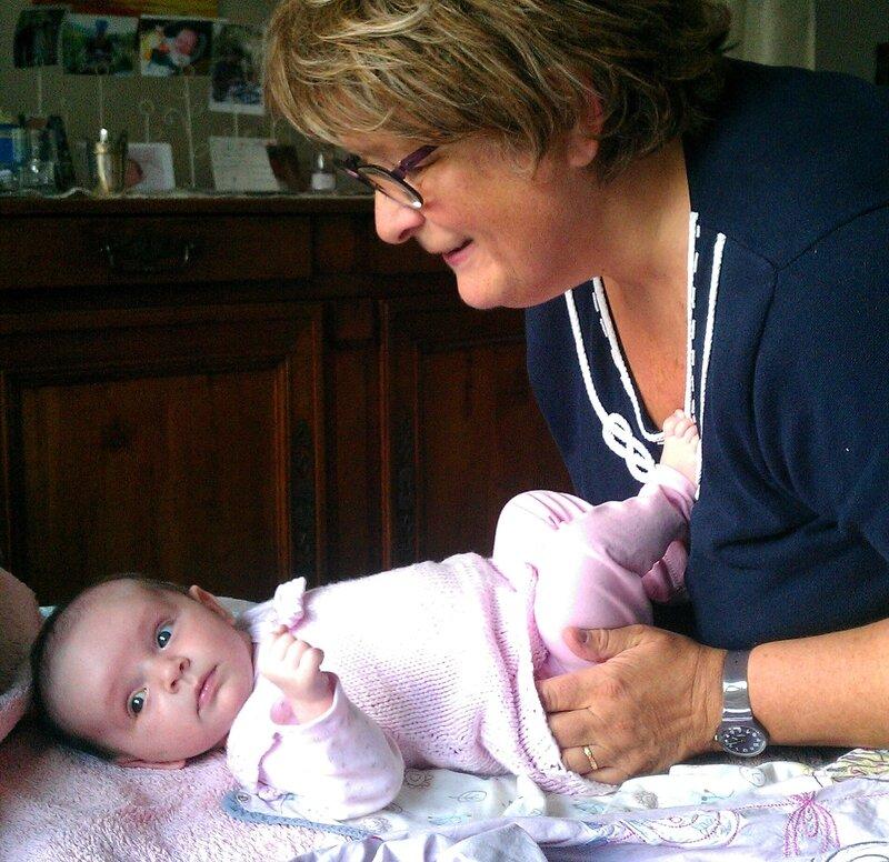 Mathilde bébé