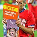 Ribéry remporte le paquet de riz bery basmati grand modèle