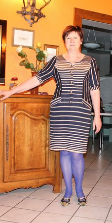 Robe Moussaillon 028