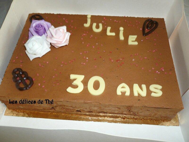 Croustillant choco pralinoise anniv Julie (3)
