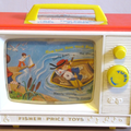 tv fisher price ok
