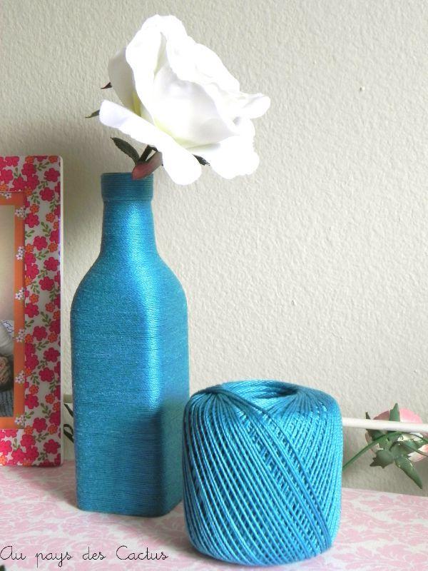 customiser une bouteille en verre au pays des cactus. Black Bedroom Furniture Sets. Home Design Ideas