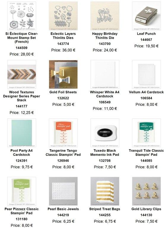 SupplyList SU products