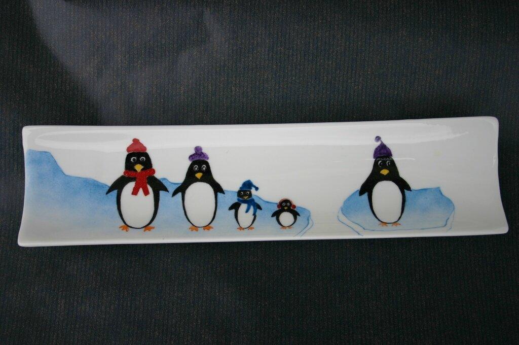 repose cuillère pingouin 007