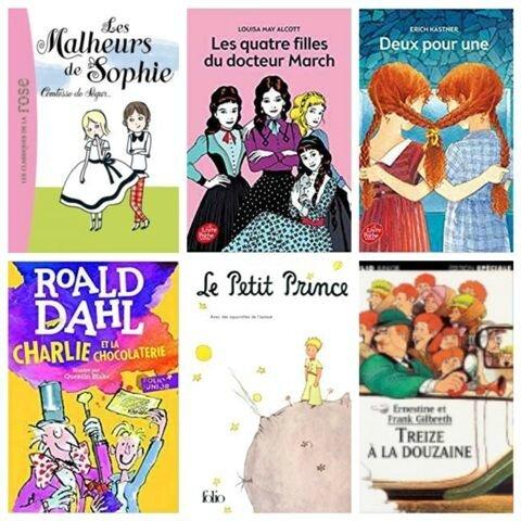 Classiques de la littérature jeunesse